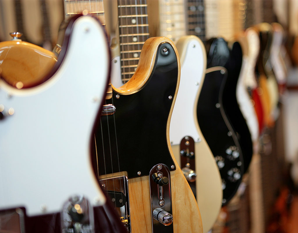 buying a guitar for beginners in arlington tx